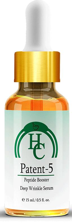 Patent-5 Peptide Booster Serum